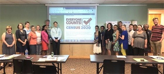 Photo of Orange County Complete Count Committee