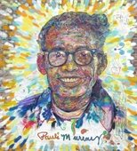 Pauli Murray art