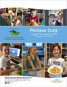 Recreation Program Guide Cover