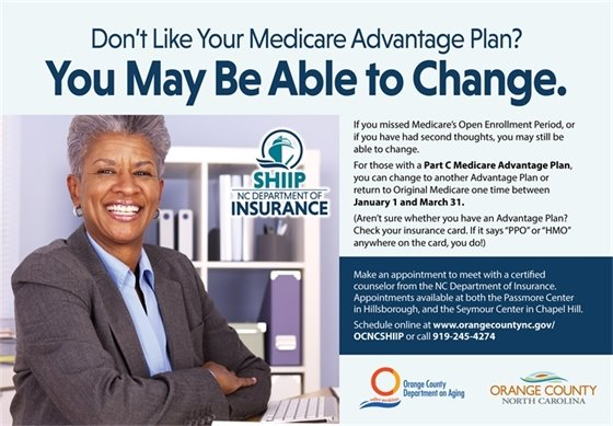 Medicare Advantage slide