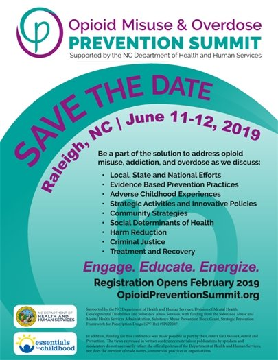 Opioid Misuse & Overdose Prevention Summit