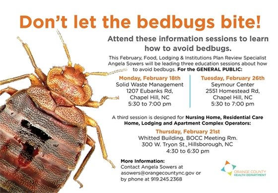 Bed Bugs ad