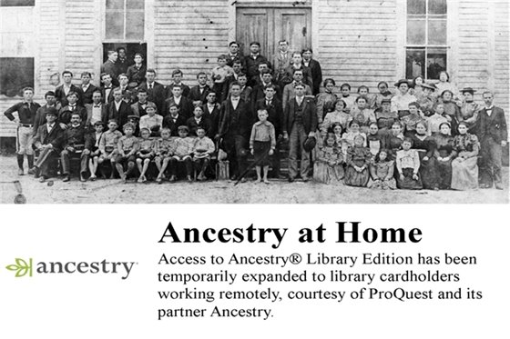 ancestry is available for everyone right now. click here