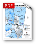 Orange County Watersheds (PDF)