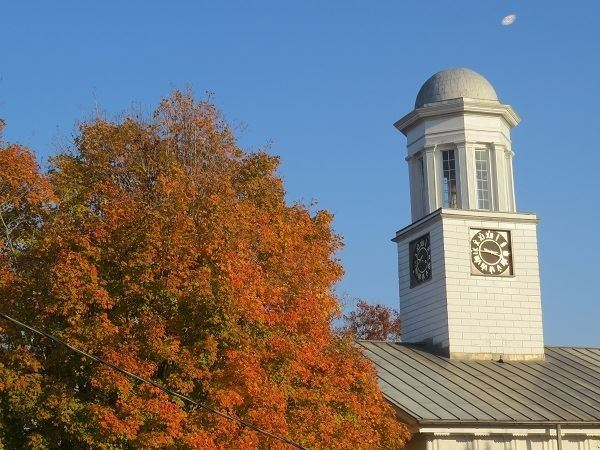 Image of historic Orange County Courthouse