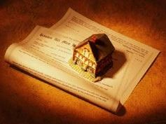 House on a deed