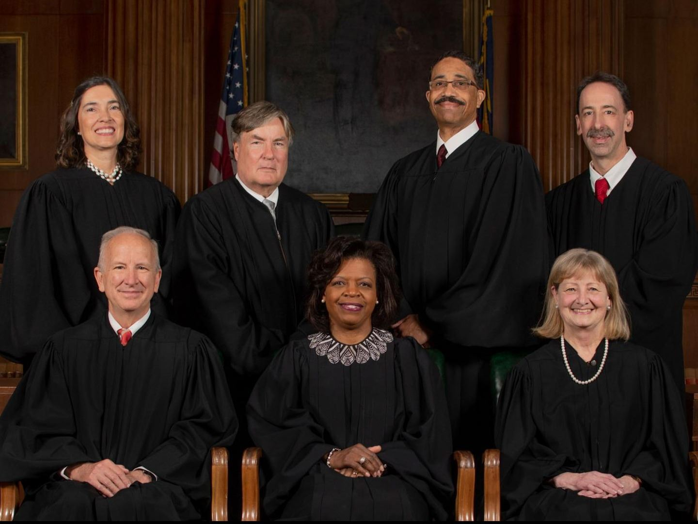 Photo of N.C. Supreme Court