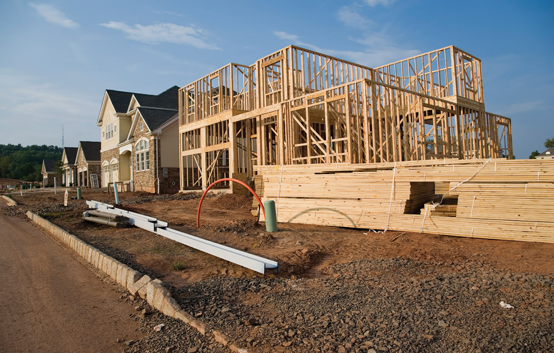 New-Home-Construction-Site