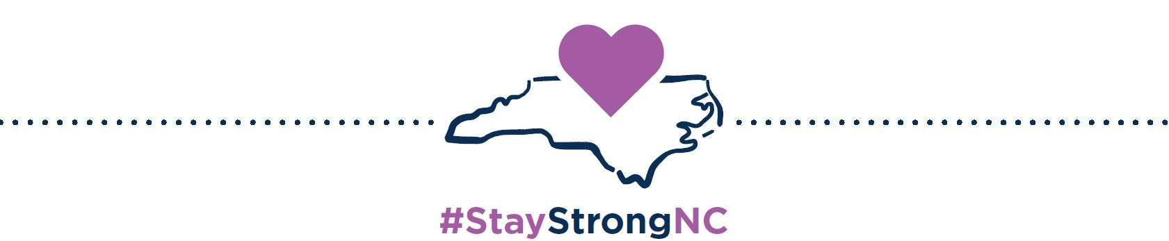 STAY STRONG NC BANNER