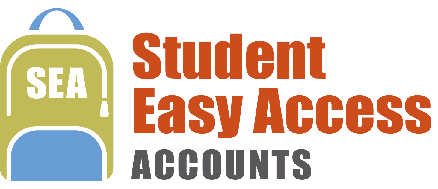 Student Accounts (SEA) logo