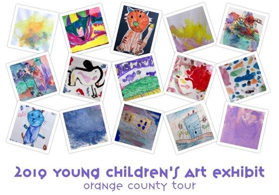Young Children's Art Exhibit