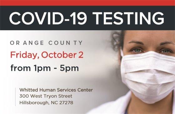COVID-19 Testing in Orange County