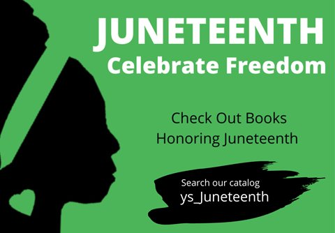 Graphic for Juneteenth collection