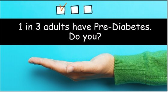 OCHD Diabetes Prevention Class