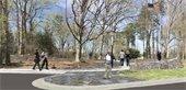 Rendering of future veterans memorial
