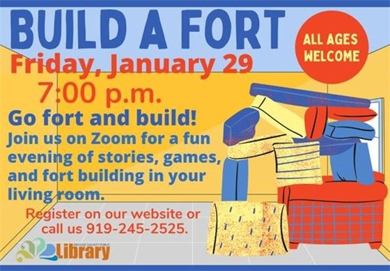 Build a Fort graphic
