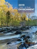 Cover of the 2019 State of the Environment Report