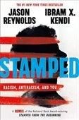 book jacket for Stamped