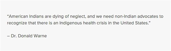 The effects of COVID-19 on the mental health of Indigenous communities