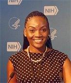 Photo of Dr. Kizzmekia Corbett