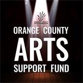 Orange County Arts Relief Support Fund graphic