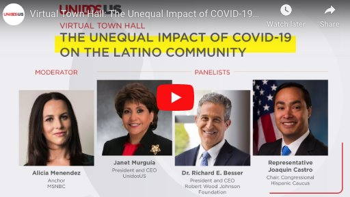The Unequal Impact Of COVID-19 on The Latino Community