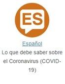 Orange County Health Department Spanish Webpage