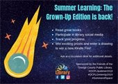 Summer Learning: The Grown-up Edition