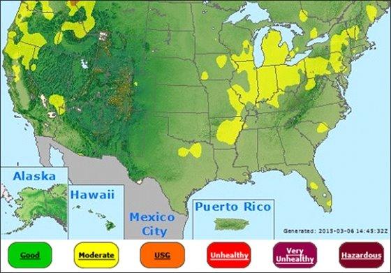National Air Quality Awareness Week