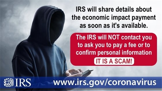 IRS - Scams