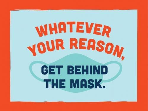 Whatever You Reason, Get Behind the Mask