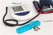 Daily Medications & Blood Pressure Cuff