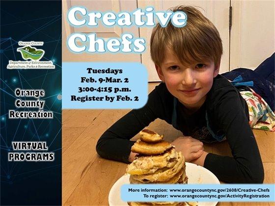 Creative Chefs