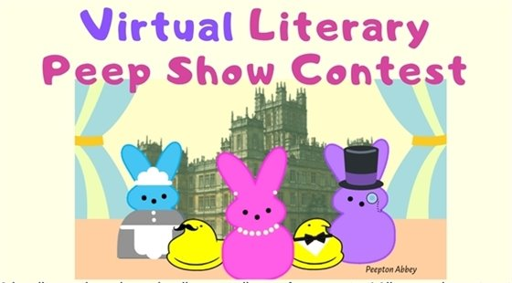 Peep show winners announced. Click on the image to see pictures.