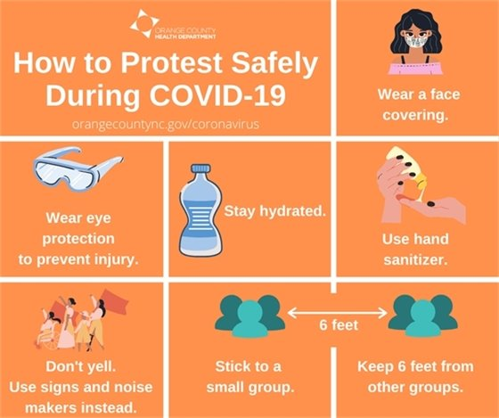 How to Protest Safely During COVID-19