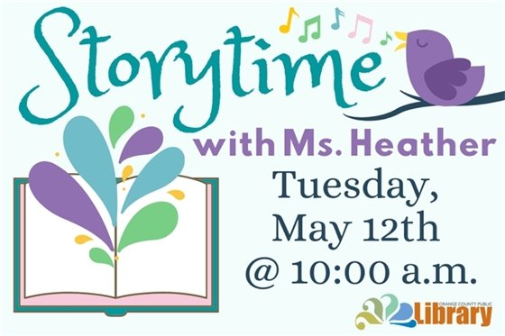 Storytime graphic