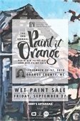 Poster for Paint It Orange