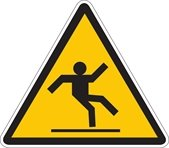 Fall Hazard Emblem