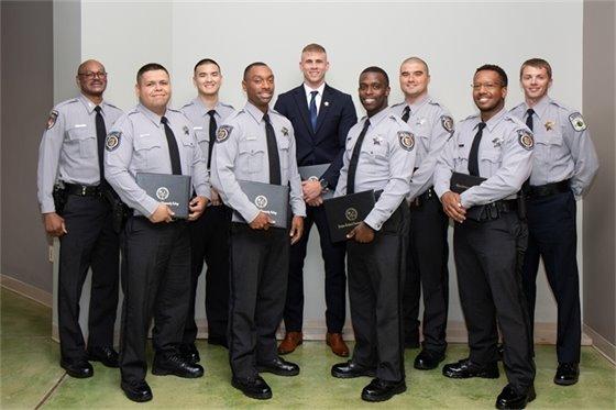 Photo of BLET graduates