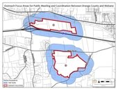 Map of Buckhorn Area study