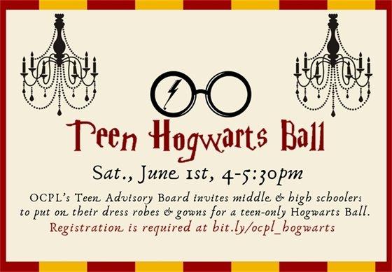 Teen Hogwarts Ball image