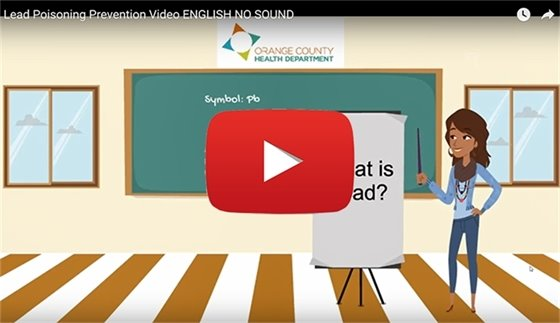 lead poisoning prevention video