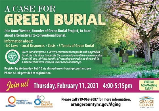 A Case for Green Burial
