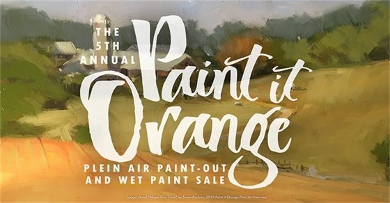 Plein Air Paint Out graphic