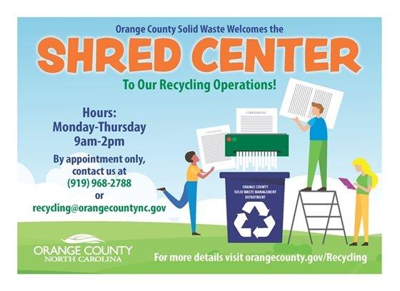 Shred Center
