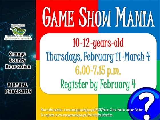 Game Show Mania graphic