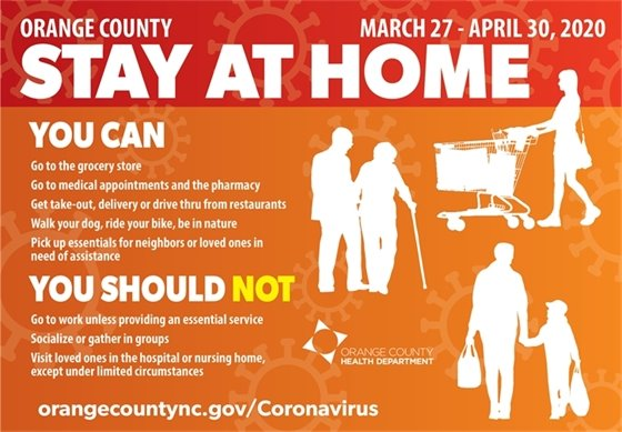 Stay at Home (Do's and Don'ts)