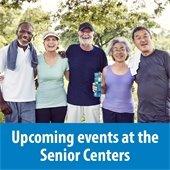 Senior Centers Calendar graphic