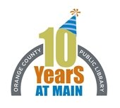 We've been at the Main Library in Hillsborough for 10 years!