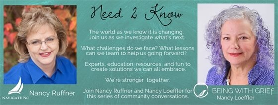 Need 2 Know - Event from Navigate NC